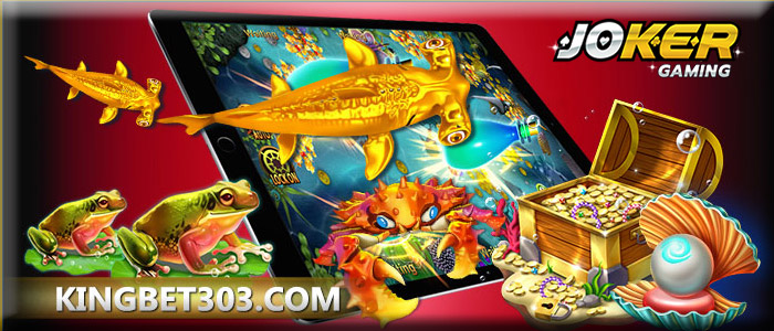 Mainkan Game Tembak Ikan Online Joker123 Di Ponsel Android